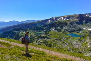 Hiking to the Seven Rila Lakes in Bulgaria