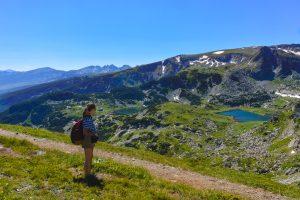 Hiking to the Seven Rila Lakes in Bulgaria