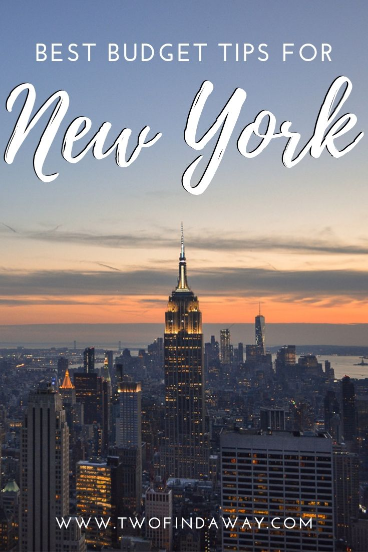 You can visit New York on a budget! Get to know all our tricks and tips and exactly how much we spent on a week in the city with this New York Budget Guide! Here are our honest tips for exploring NYC on a budget. #newyork #budgettips #travel #traveltips