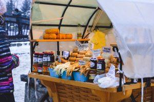 The delicious cheese of Zakopane