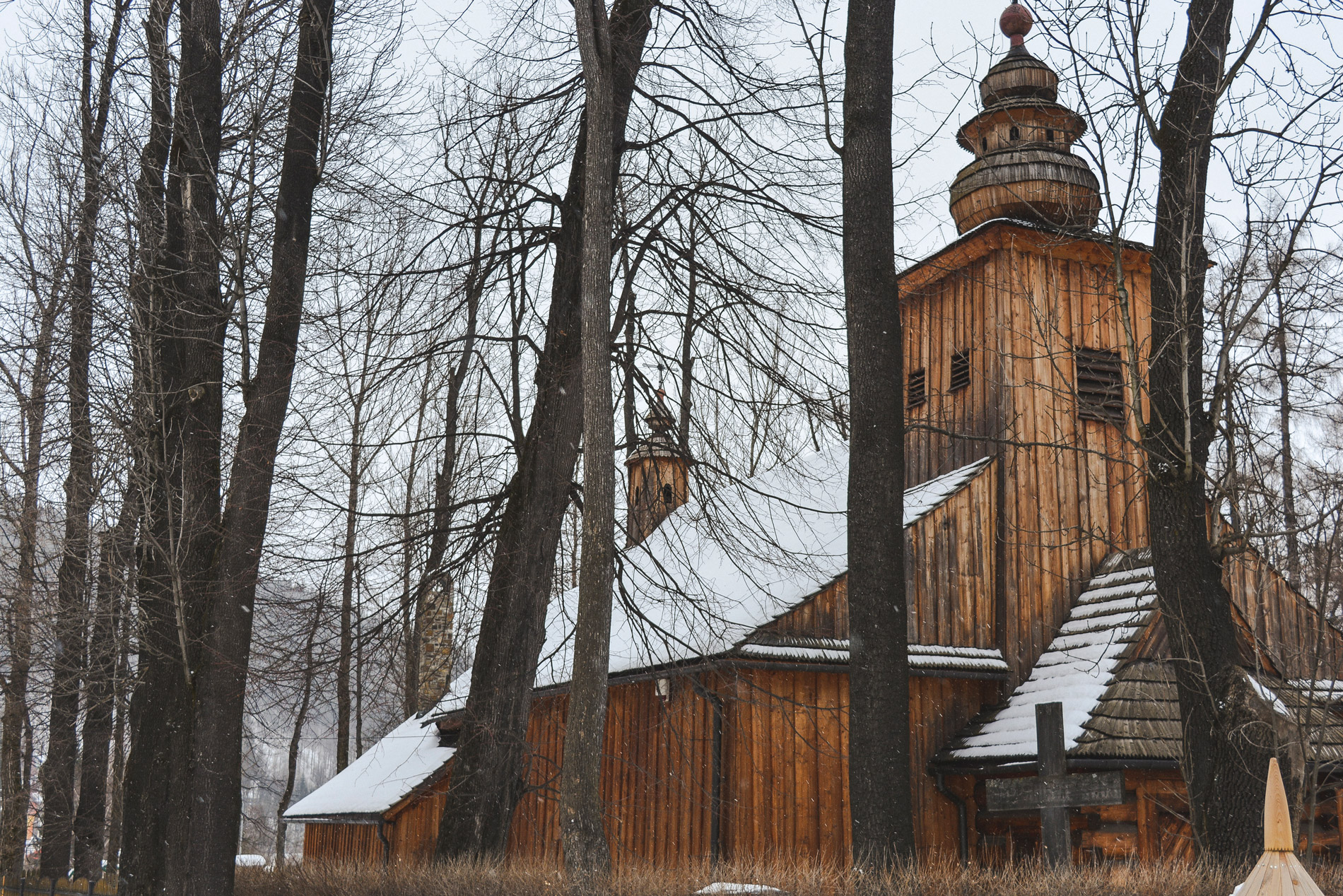 Saint Clement's church is Zakopane's oldest