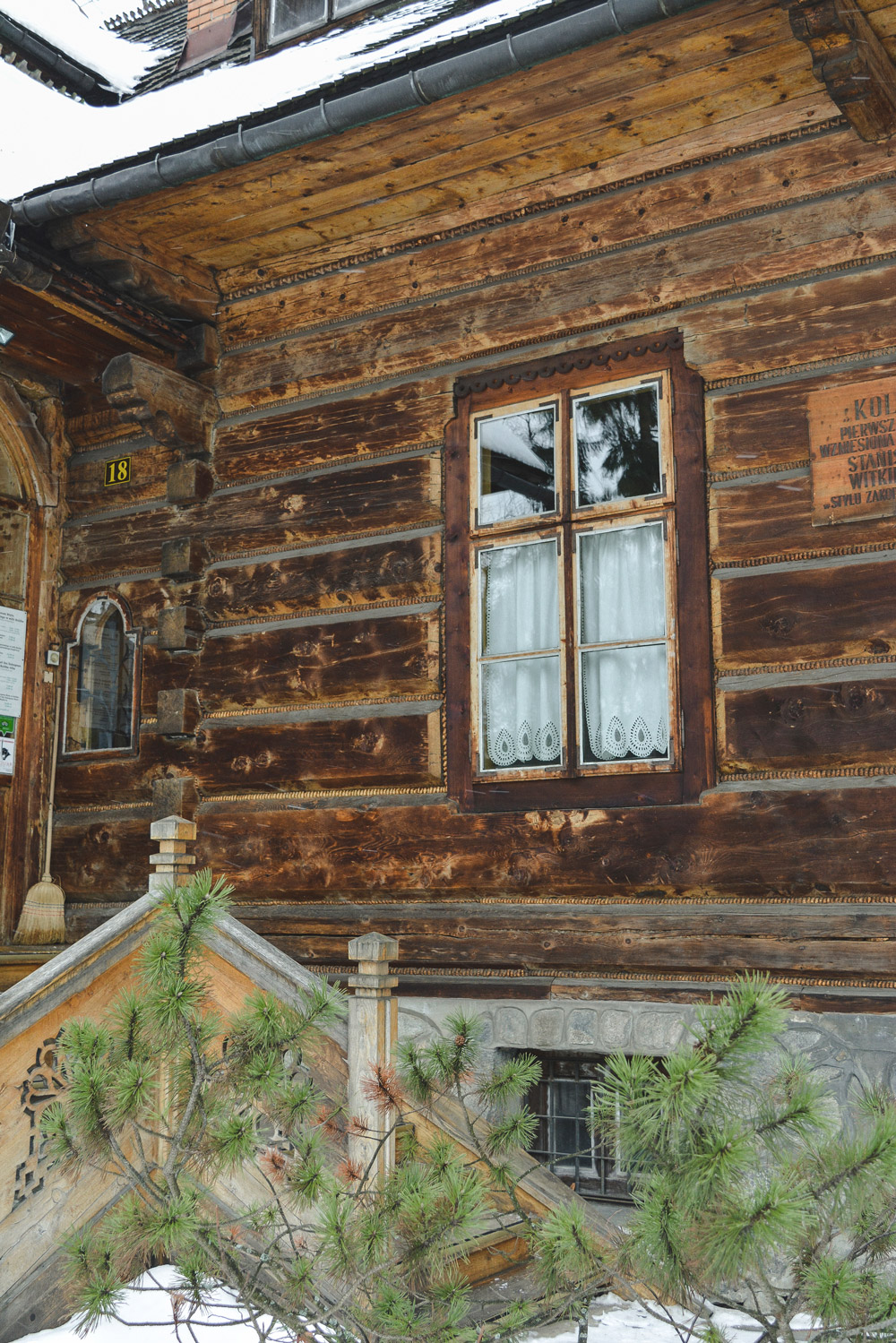 The Zakopane Style Museum is beautiful and a must visit in the region