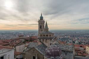 Bergamo is a gem you must see for yourself when you next visit Italy, sunrise over the city was magical