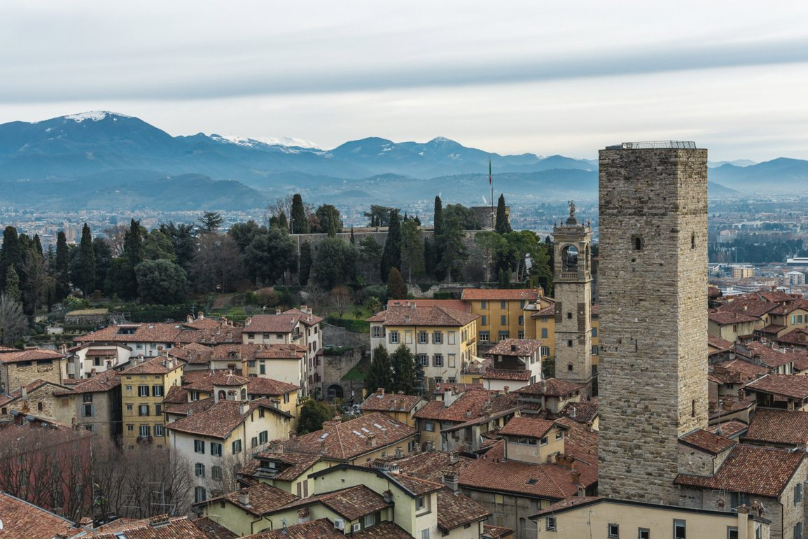 Bergamo is a gem you must see for yourself when you next visit Italy