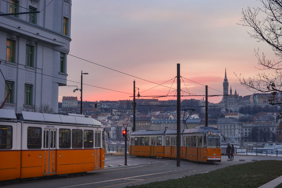 Public transportation in Central Europe is incredibly comfortable and affordable, and one of the keys to keep a low budget on your trip