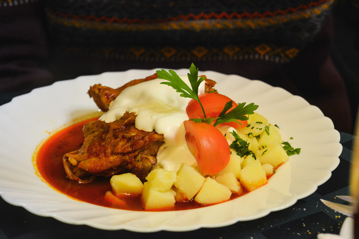 Central Europe is filled with delicious comfort food perfect for the Winter cold