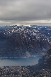 The mountains of Italy are a great destination for Winter travel inspiration