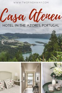Are you searching for a hotel in São Miguel, Azores? Casa Ateneu might be the place you are looking for! Read all about our experience at this charming place located right in the city center!