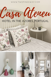 Are you searching for a hotel in Ponta Delgada? Casa Ateneu might be the place you are looking for! Read all about our experience at this charming place located right in the city center!