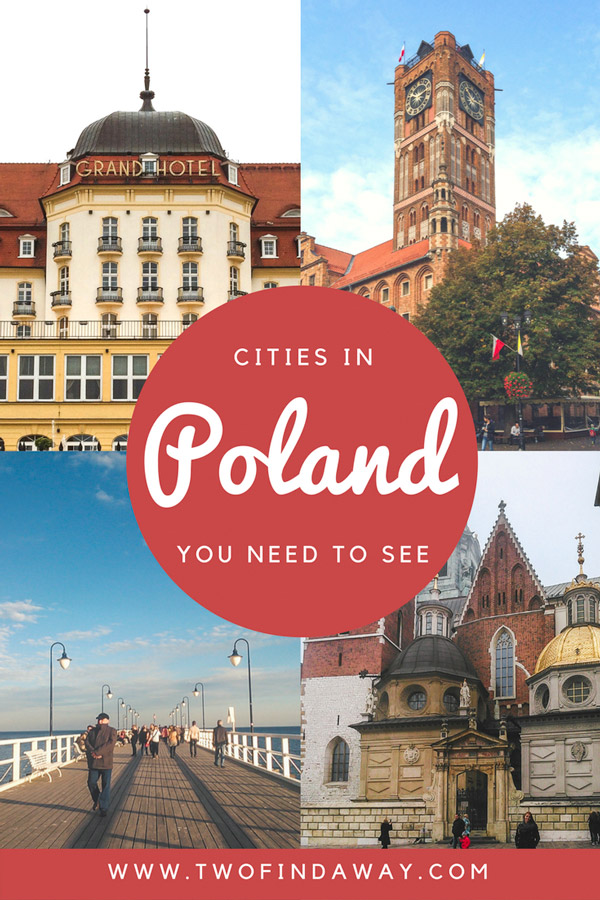 Poland is Europe's 9th biggest country and it's filled with places to explore! It's a travelers' dream due to the diversity of things to see. Here we share a bunch of tips on the seven cities we visited.