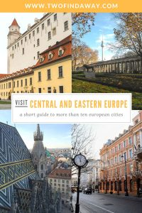Europe is a wonderful continent with a lot to explore. This article focuses on Central and Eastern Europe and the many beautiful cities you must explore in the region! Trust us, there's a lot to see!