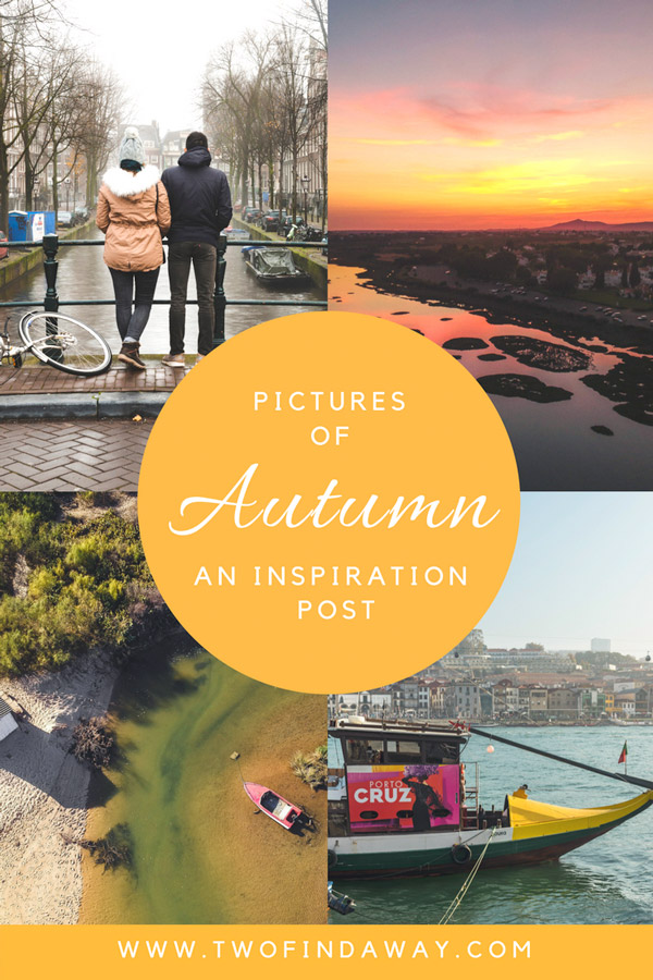 Autumn is a great time to travel through Europe, the streets are less crowded and the prices are lower. In this post you can find inspiration based on our own experiences traveling and exploring this season.