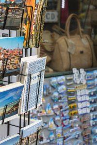 Postcards in Porto Portugal