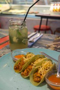 Mez Cais restaurant food in Lisbon