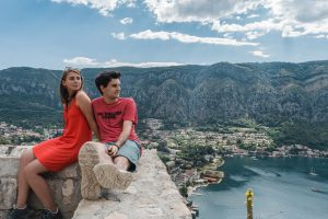 We were absolutely mesmerized by Kotor's beauty