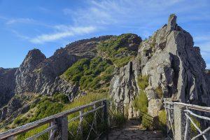 Ninho da Manta is a stunning viewpoint in the PR1 trail in Madeira