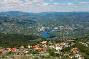 There are also bustling cities in the Douro Valley