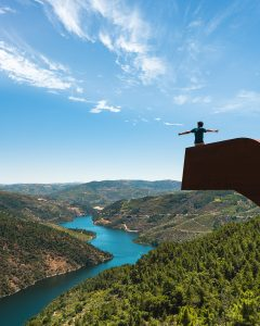 Miradouro do Ujo is one of the places you can't miss in the Douro region