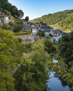 Granja do Tedo is a beautiful village in the Douro Valley