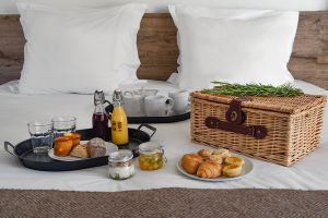 Breakfast in bed at Lamego Hotel & Life