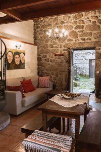 Living space in Moinhos do Poço Verde