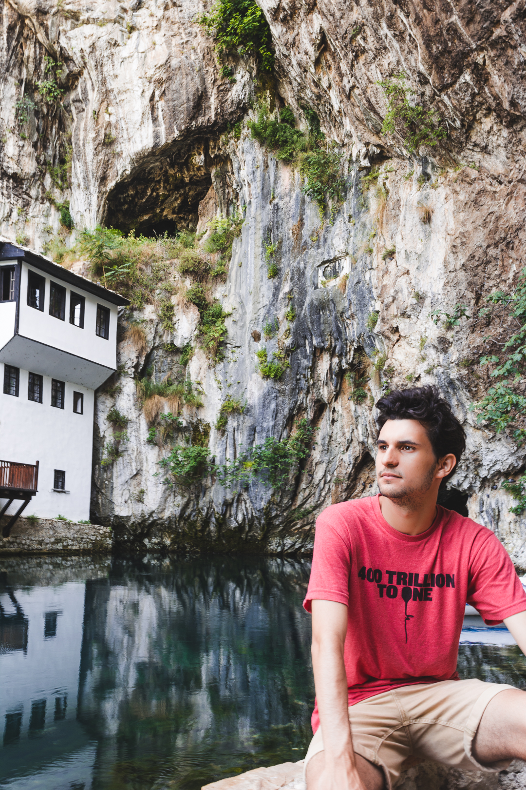 Rui in Blagaj Bosnia and Herzegovina
